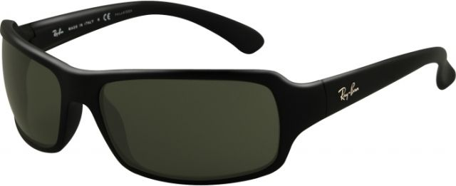 58463c36ab Ray-Ban Bifocal Sunglasses RB4075 with Lined Bi-Focal Rx Prescription  Lenses RB4075-