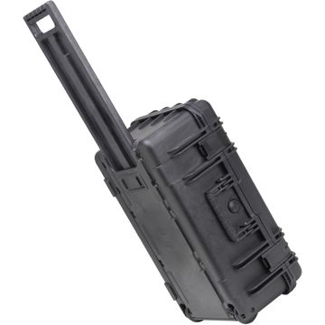 addcb601b521 SKB Cases Mil-Std Waterproof Case 7in. Deep w/ cubed foam, wheels and pull  handle 20-1/2 x 11-1/2 x 7-1/2 3I-2011-7B-C
