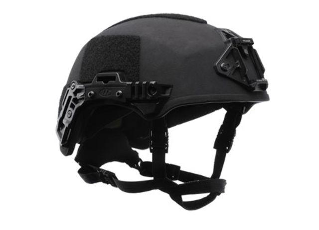 Team Wendy EXFIL Ballistic SL Helmet, Black, M/L, 76-21S-E21
