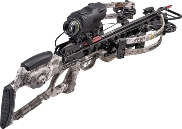 Tenpoint Crossbow Technologies Tenpoint Xbow Vapor Rs470 Xero Garmin X1i Scope Acuslide Veil