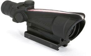 Trijicon ACOG 3.5x35 Dual Ill Riflescope w/Mount, Green Crosshair .308 Reticle
