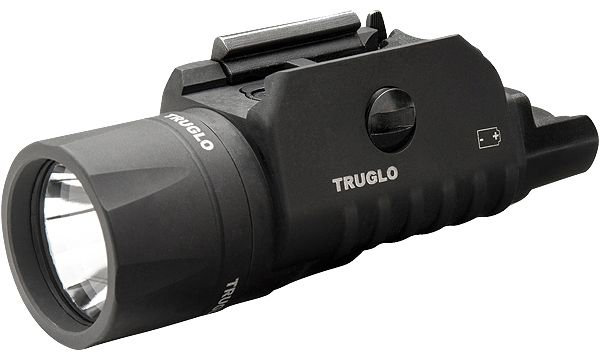 Truglo TG7650R Tru Point Red Laser/Light Combo Fits Weaver Or Pictinny Rails, TG7650R