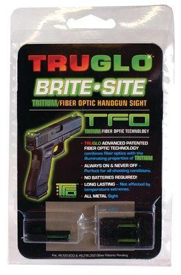 TruGlo Tritium Fiber Optic Brite-Site Handgun Sight For Smith and Wesson M&P