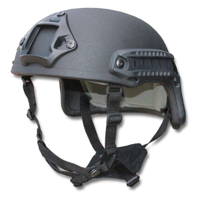 United Shield Spec Ops Delta Gen II Mid Cut Tactical Helmet, Black, Medium, DMCG2BHM