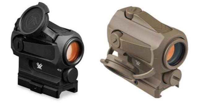 Vortex SPARC AR 1x22mm 2 MOA Bright Red Dot Sight, AAA Battery, Black, SPC-AR1