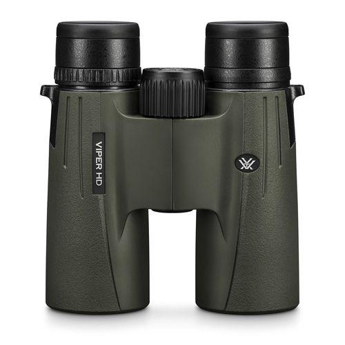 Vortex Viper HD 10x42 Roof Prism Binocular, 5.6x4.9in, V201