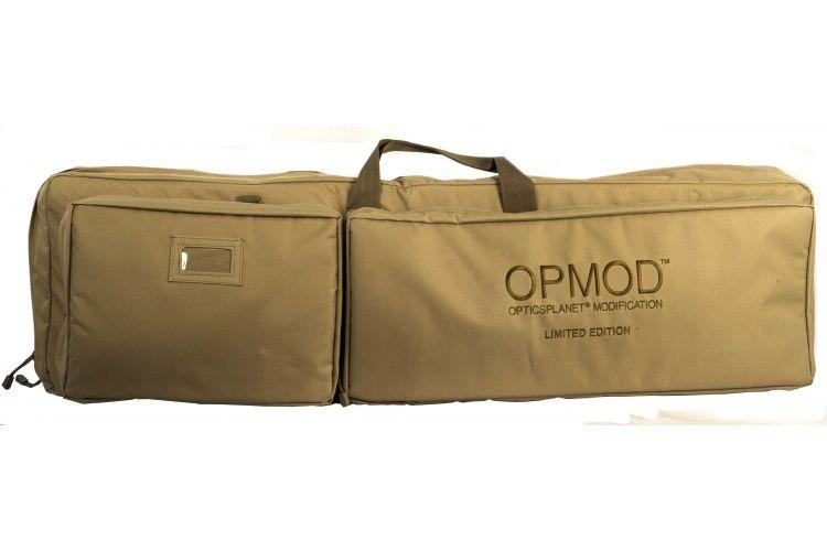 opmod shooters mat drag bag backpack rifle