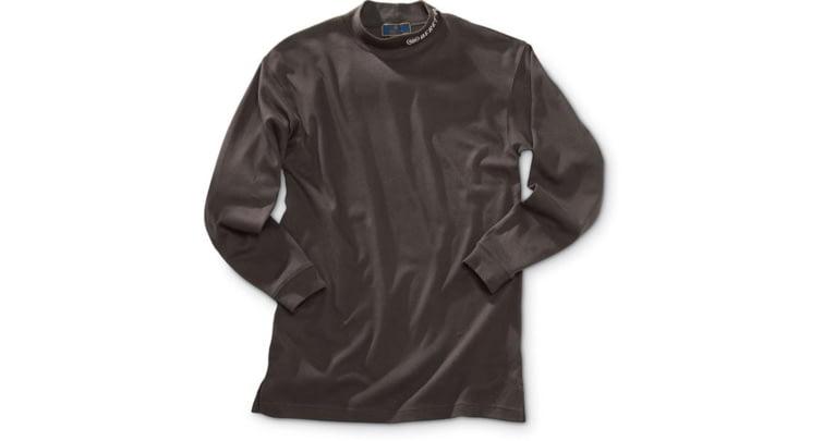 Beretta Shirt Mock Turtleneck, Black, 3XL at Sears.com