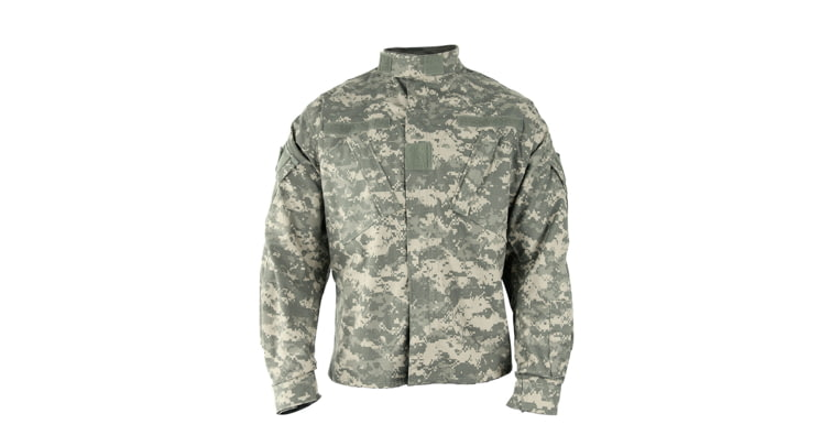 Propper Army Coat, 50/50 NYCO Ripstop, ACU Camo, ExtraSmall - Long at Sears.com