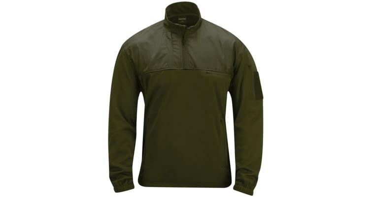 Propper LS1 Fleece Pullover, Mens, olive, S at Sears.com