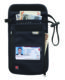 Lewis N Clark RFID Neck Stash, Black 1267BLK