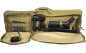 OPMOD AARC 3.0 Double Rifle Case / Drag Bag / Backpack - Tam DGC-T-3