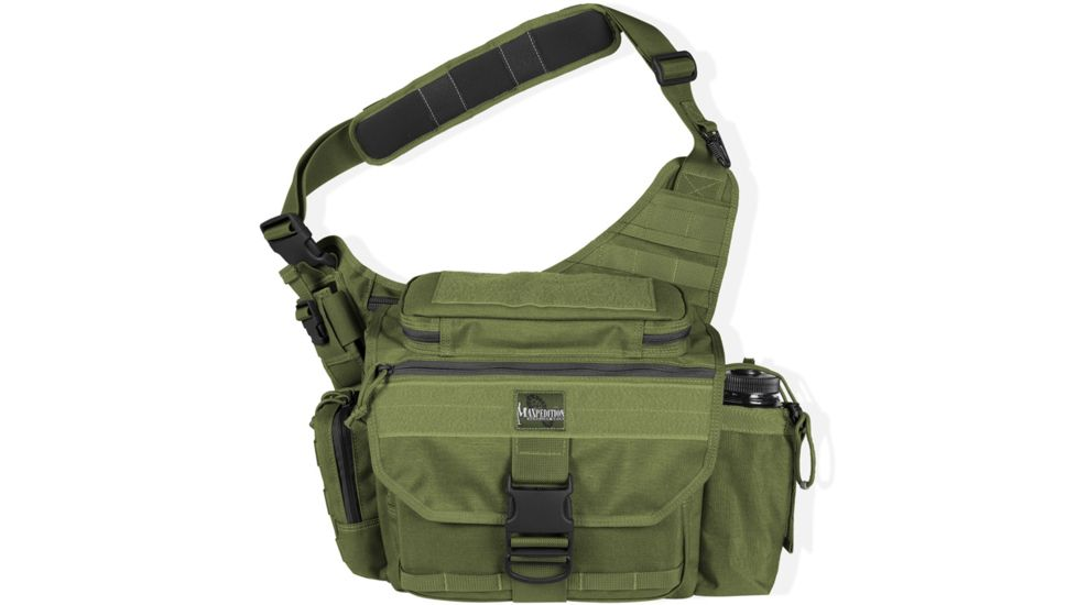 Maxpedition S-Type Mongo Versipack Bag for Left Side Carry