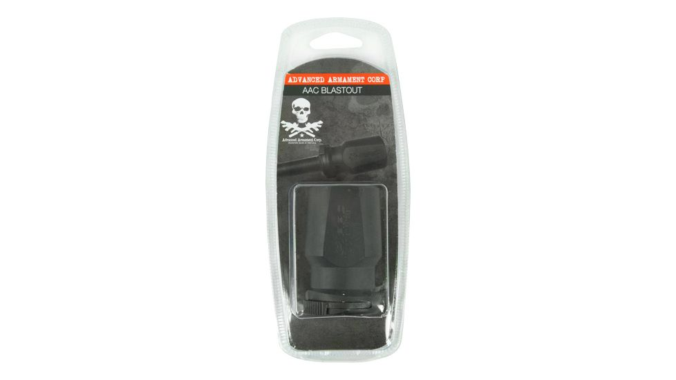 Advanced Armament Corporation Blastout Muzzle