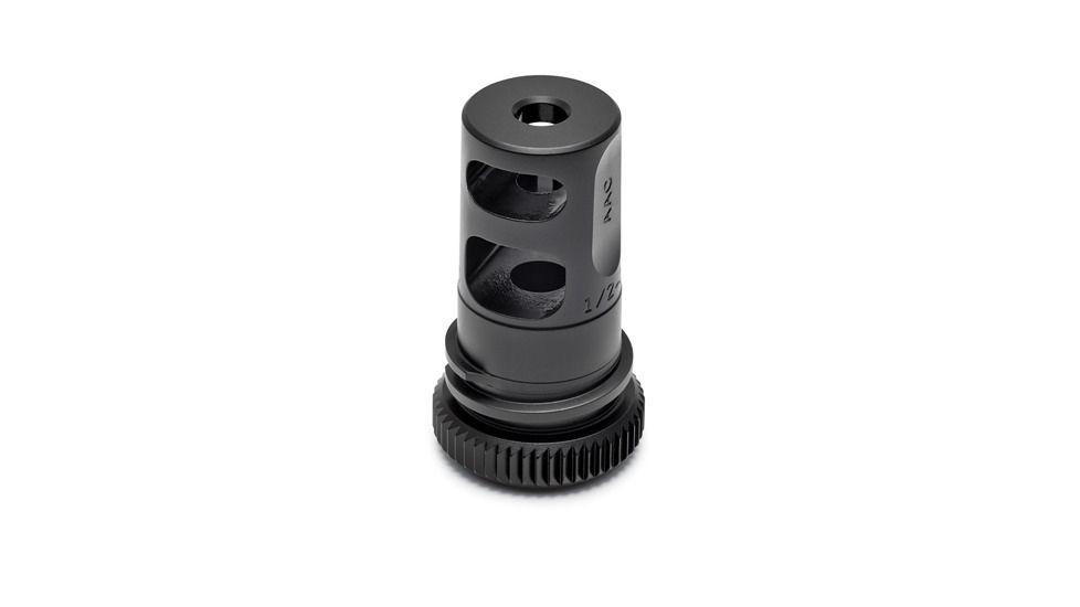 Advanced Armament Corporation Muzzle Brake, 5.56mm, 51t, 1/2-28