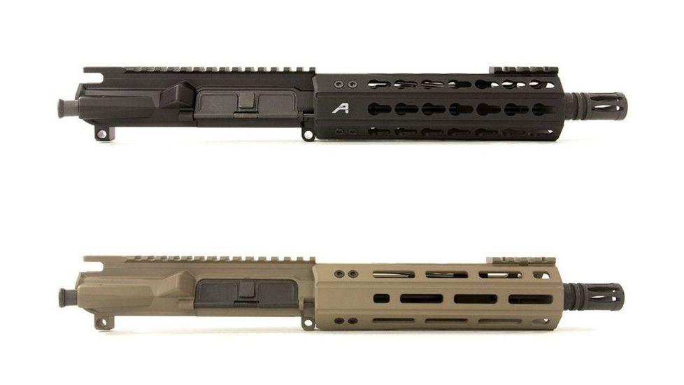 Aero Precision M4E1 Enhanced 8in .300 Blackout Quantum Handguard Complete Upper Receiver