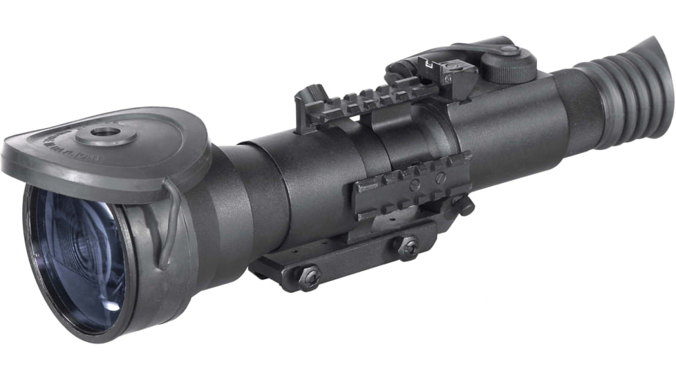 Armasight Nemesis Quick Silver Riflescope - The Best for Accuracy