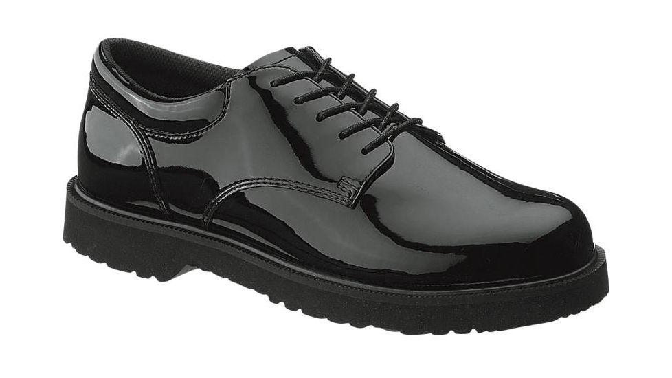 Bates Footwear Men's High Gloss Duty Oxfords