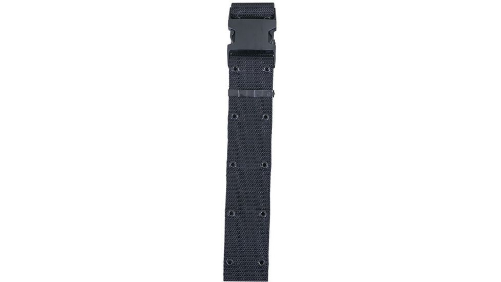 Bianchi M1020 Web Pistol Belt - Black