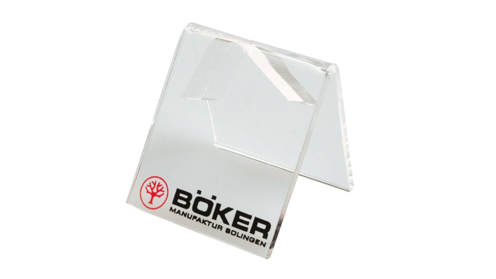 Boker USA Single II Acrylic Knife Display