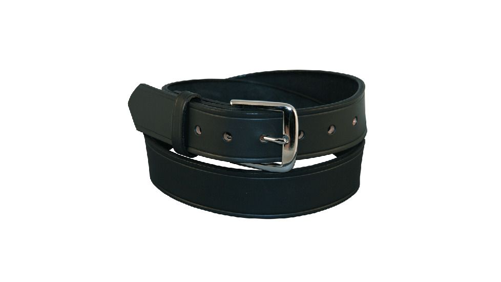 Boston Leather Off Duty Garrison Belt, 1 1/2inch