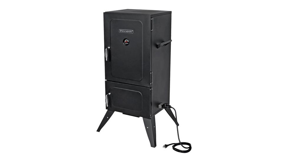 Brinkmann Outdoors Vertical Electric Heavy-Duty Smoker & Grill