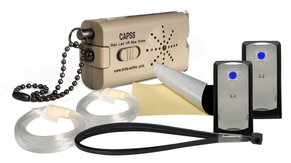 Brite Strike Technologies CAPSS Camp Alert Perimeter Security System