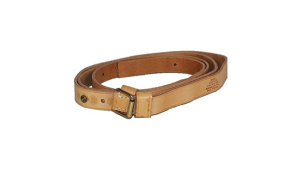 Brownell's Quick Adjustable Leather Gun Sling