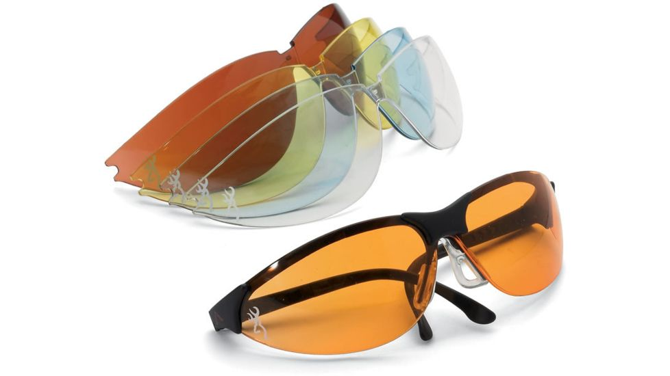 Browning Claymaster Shooting Glasses 12715