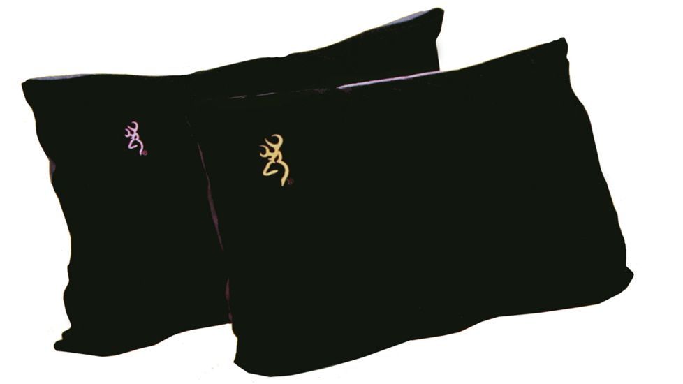 Browning Fleece Pillow