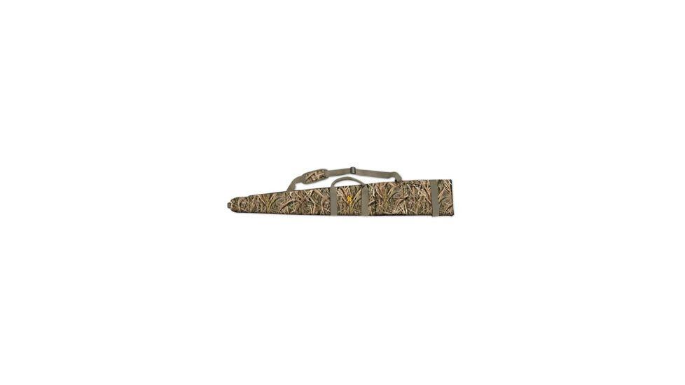 Browning Skimmer Zipper Floater Mossy Oak Shadow Grass Blades Shotgun Case