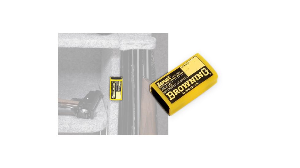 Browning Safes Zerust Protectant - Corrosion Inhibitor