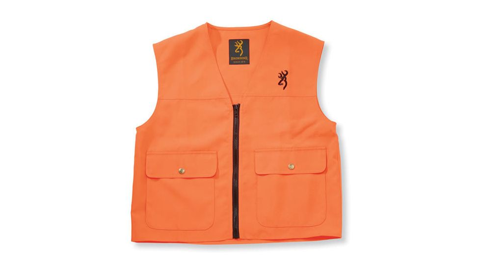 Browning Safety Blaze Vest