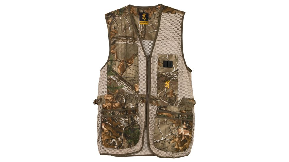 Trapper Creek Mesh Shooting Vest