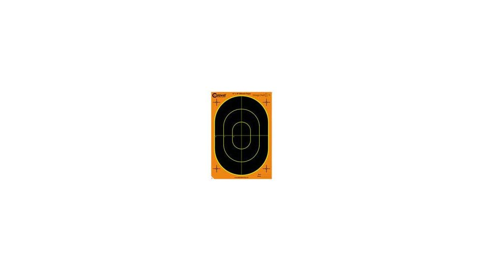 Caldwell Orange Peel 12x18in Silhouette Targets