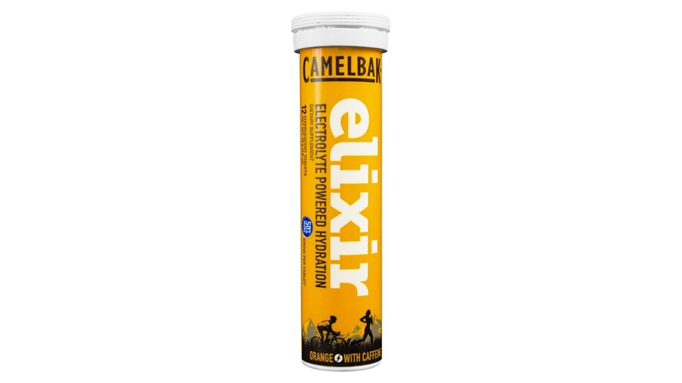 CamelBak Elixir Energy Drink Tablets - Case of 144 Tablets