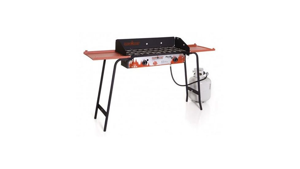 Camp Chef Pro 60 Two Burner Propane Stove