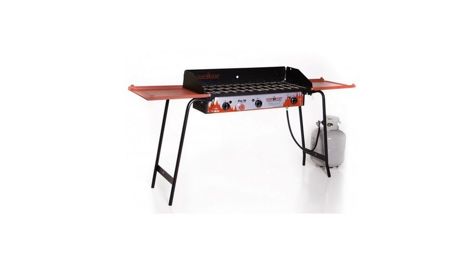 Camp Chef Pro 90 Deluxe Stove, 3 x Burner