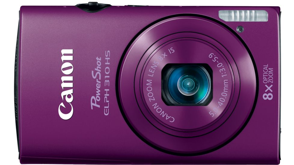 Canon PowerShot ELPH 310 HS Digital Camera