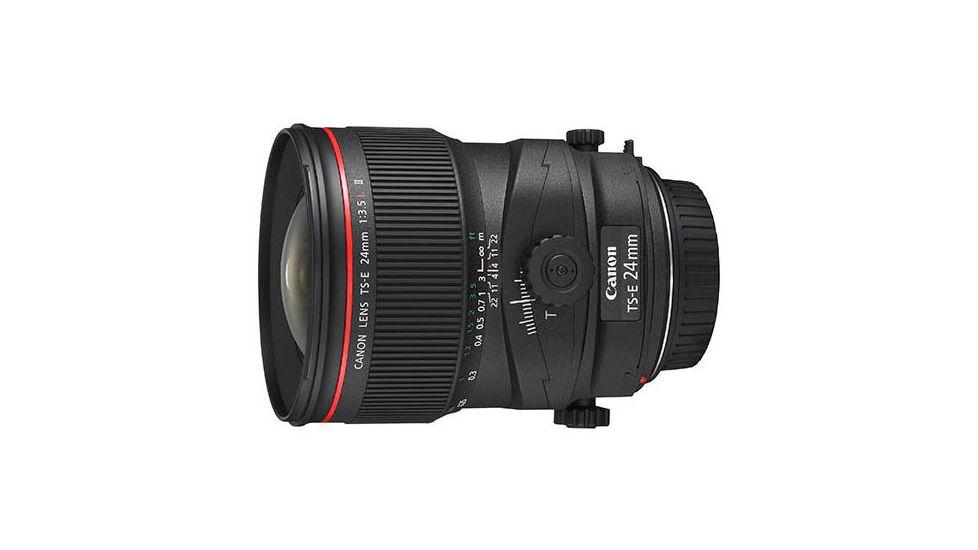 Canon TS-E 24mm f/3.5L II Tilt-Shift Lens 3552B002