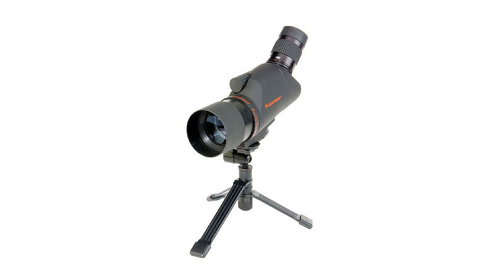 Celestron Mini 50mm Zoom 45 Degree Spotting Scope 52232
