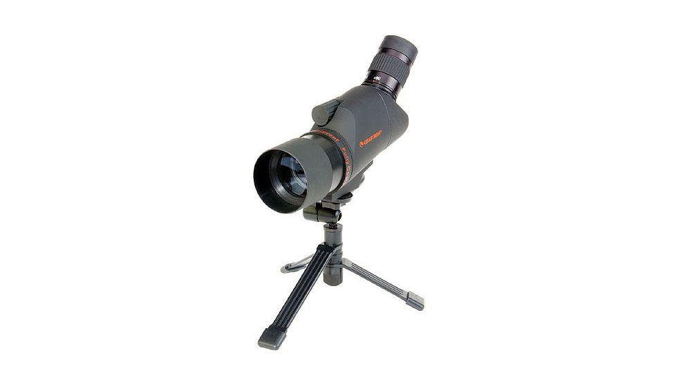 Celestron Mini 50mm Zoom 45 Degree Spotting Scope 52232