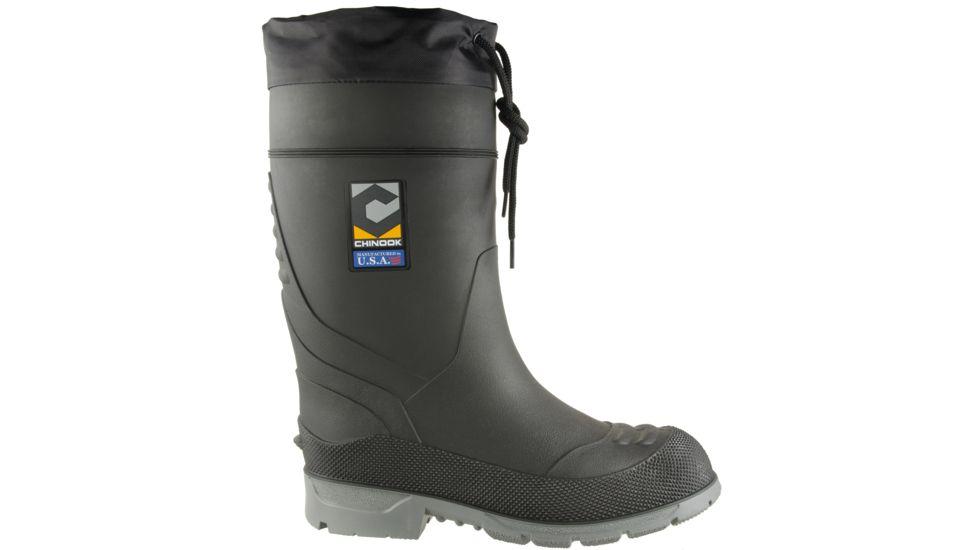Chinook Footwear Badaxe Steel Safety Toe Boots