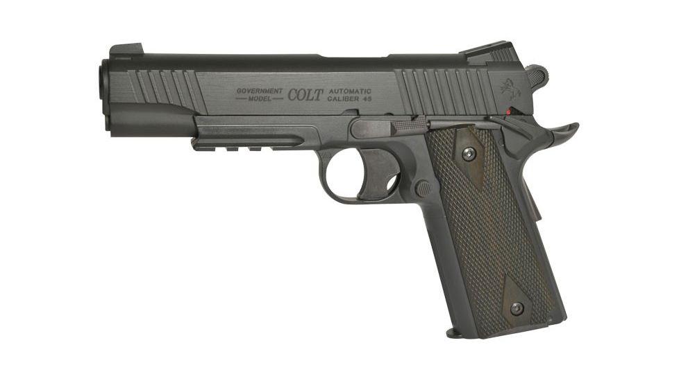 Colt Fixed Metal Slide Pistol, Airsoft Gun