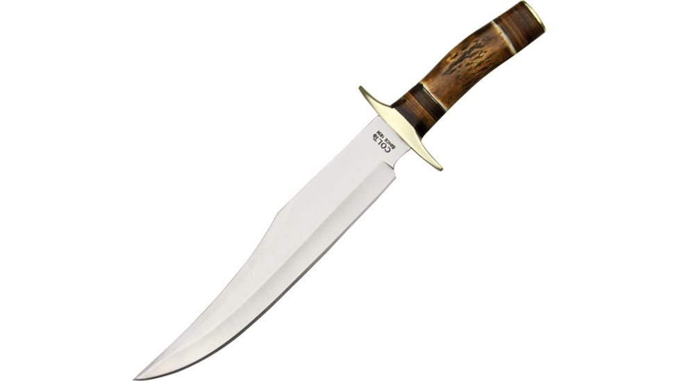 Colt Bandit Bowie Fixed Blade Knife