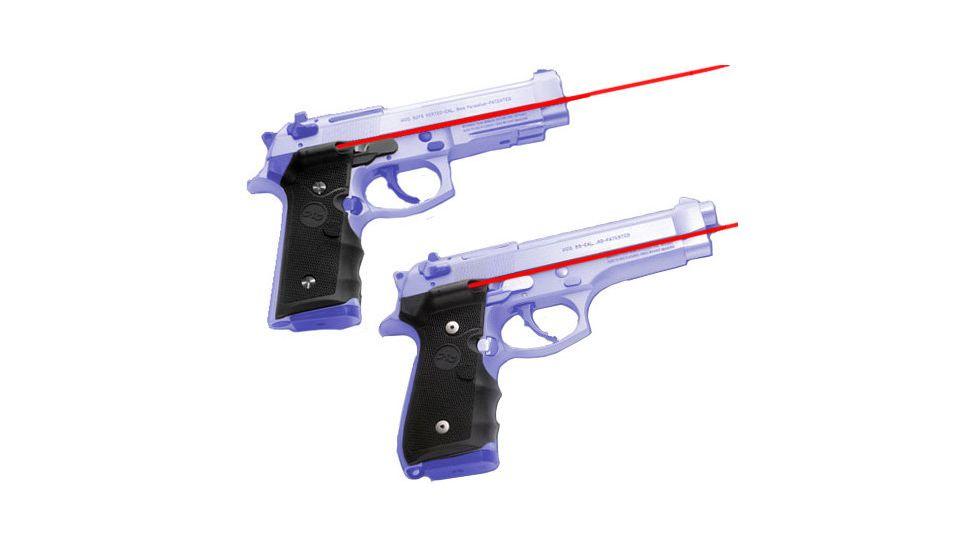 Crimson Trace Lasergrips for Beretta 92/96