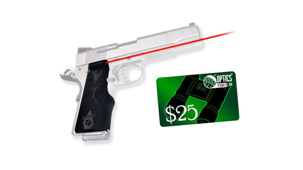 Crimson Trace Lasergrip for Colt Government - LG301