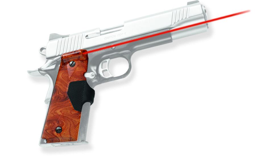 Crimson Trace Lasergrip For 1911 Government & Commander LG401P1