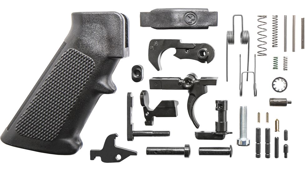 Daniel Defense AR-15 Lower Receiver Parts Kit, Semi-Auto