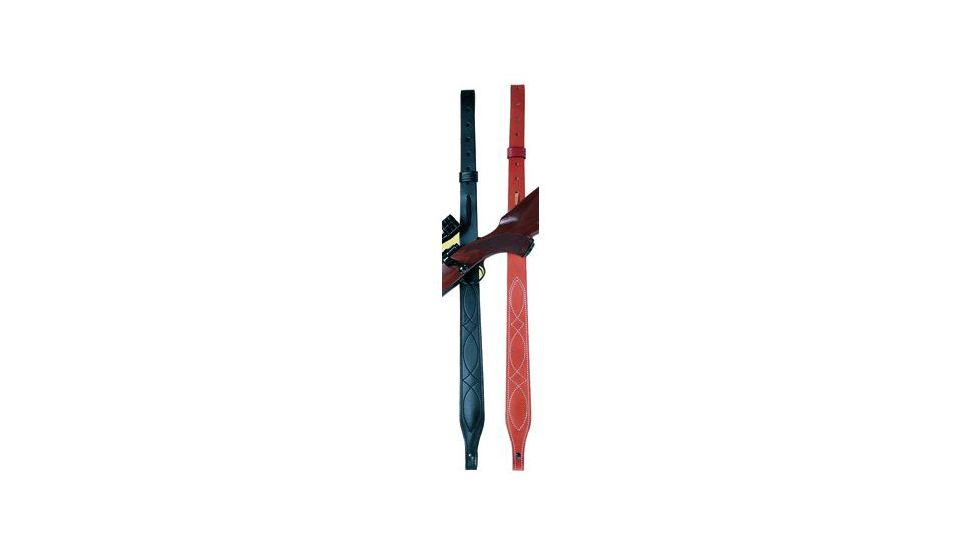 DeSantis Ambidextrous - Black - Fancy Swtich - Suede Lined Sling S09BP01Z0